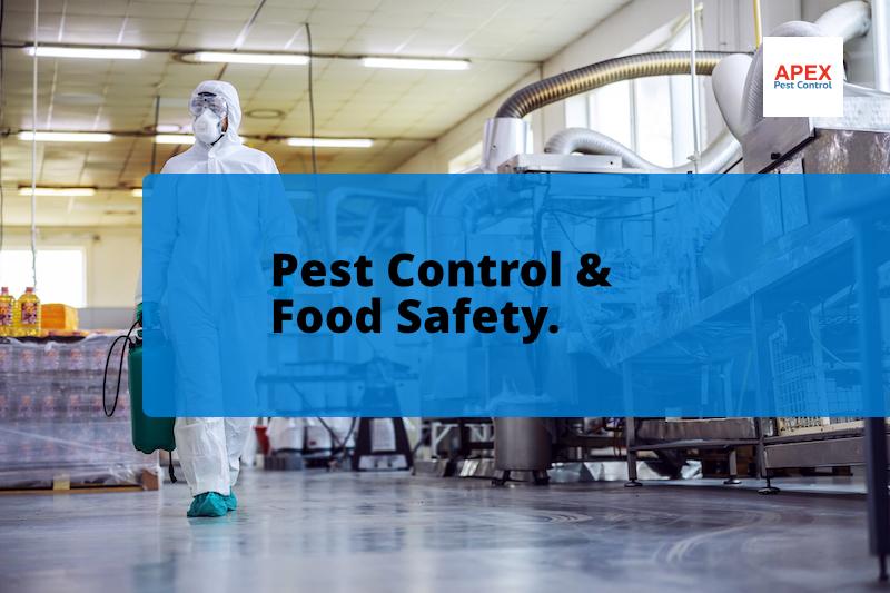 food factory pest control